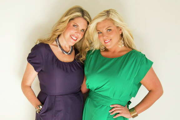 Valerie Shepherd, left, and Holiday Miller bonded over a mutual ex and divorce.