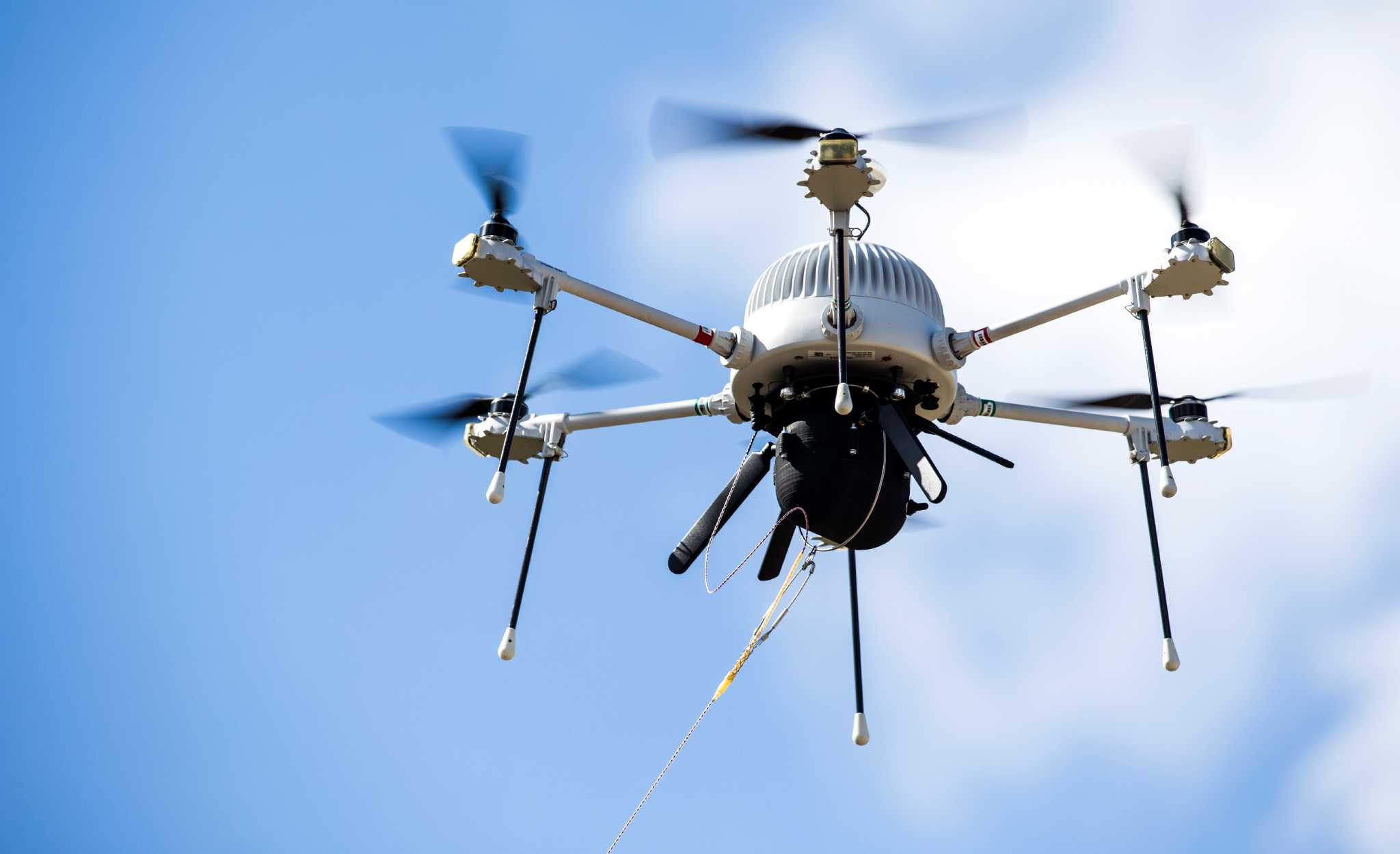 apple said to fly drones to improve maps data and catch