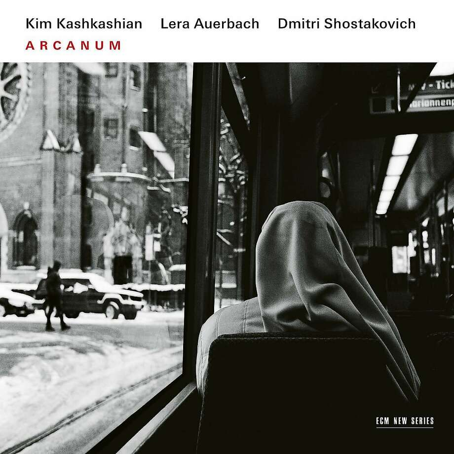 "Kim Kashkashian and Lera Auerbach: ""Arcanum"" Photo: ECM New Series"