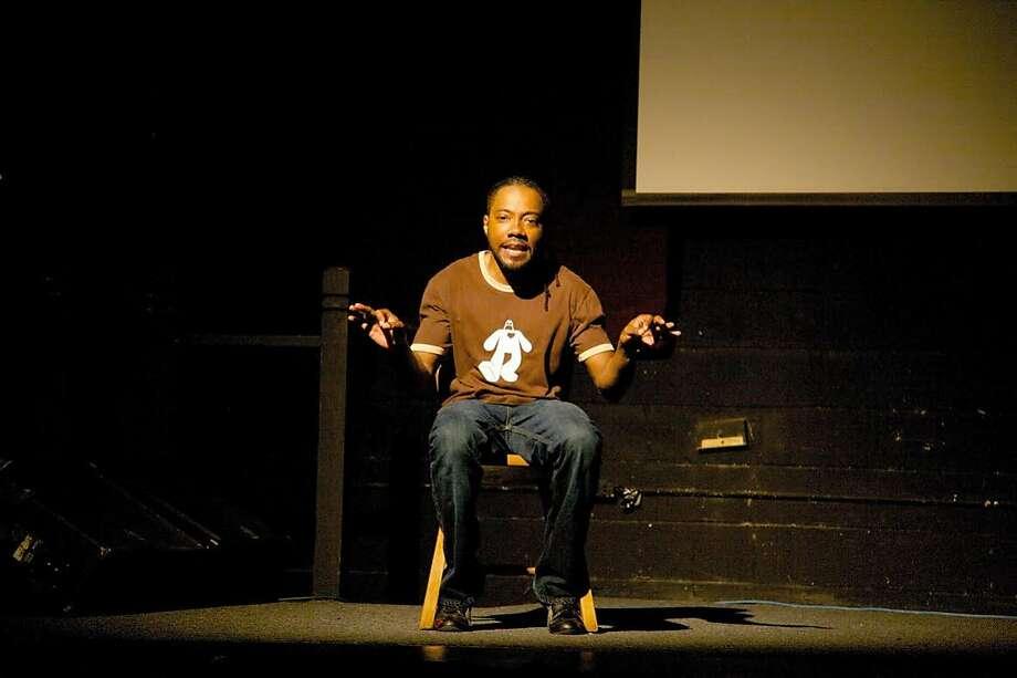 NPR host Al Letson chronicles his summer of teaching poor kids. Photo: Patrick Barry, The Marsh