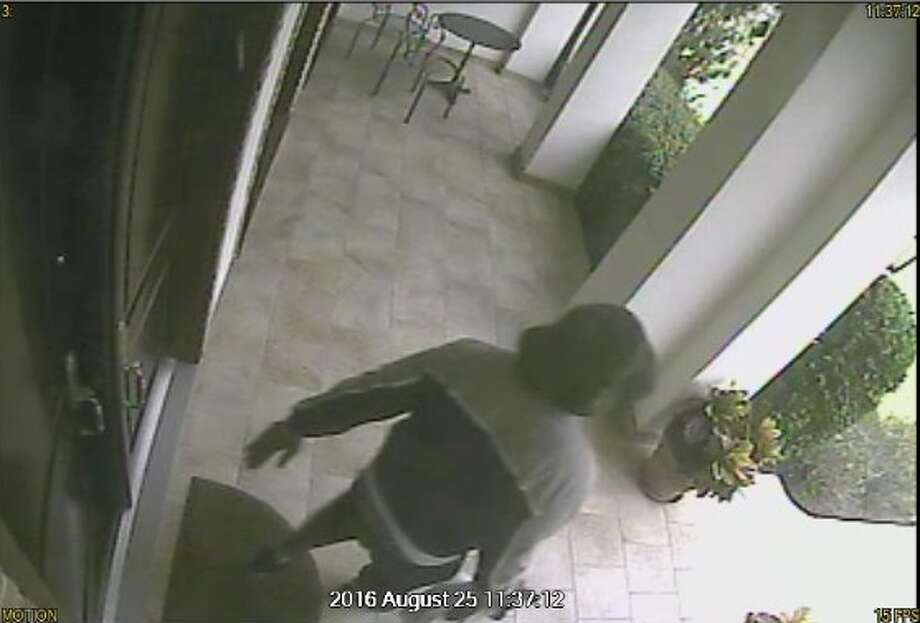 Crime Stoppers of Houston is searching for any information about three men who broke into a home in the 2300 block of Blue Bonnet in Houston. Photo: Crime Stoppers Of Houston