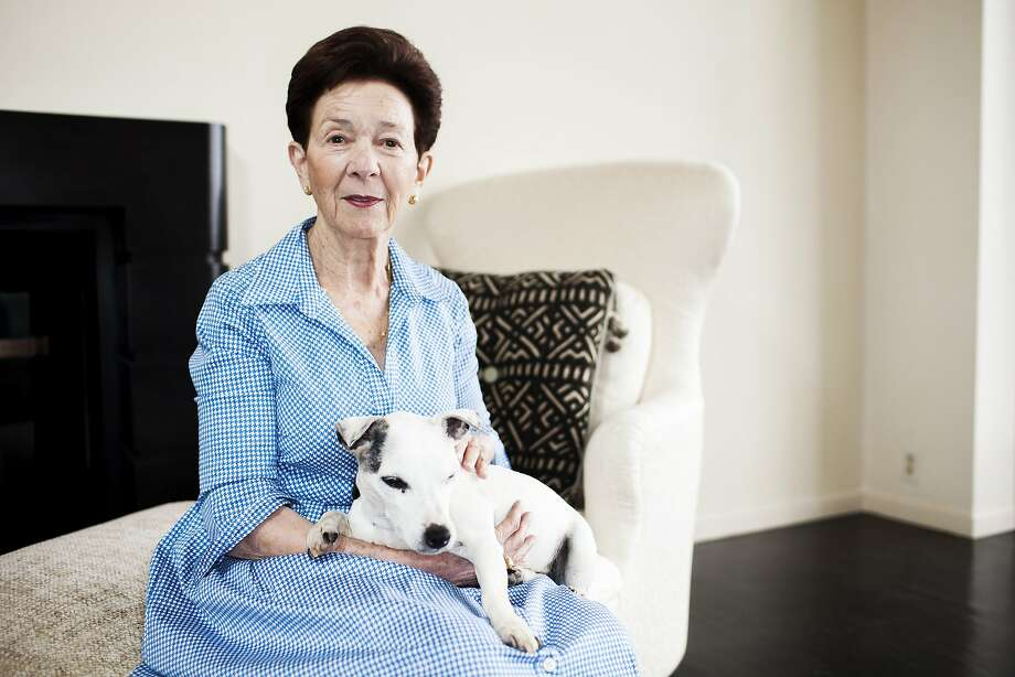 """Roselyne """"Cissie"""" Swig has received the Philanthropy in the Arts Award. Photo: Stephen Lam, Special To The Chronicle"""