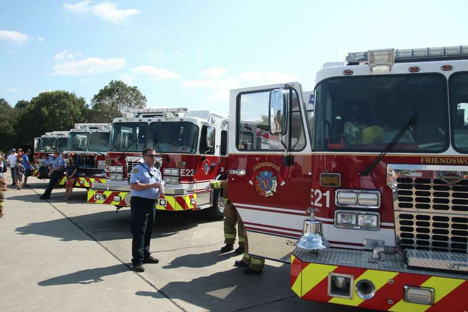The city of Friendswood will increase property taxes for use with funding additional training and equipment for the fire department, salary costs for two additional police officers and an average 2.75 percent merit salary increase for city staffers. Photo: Kar B Hlava