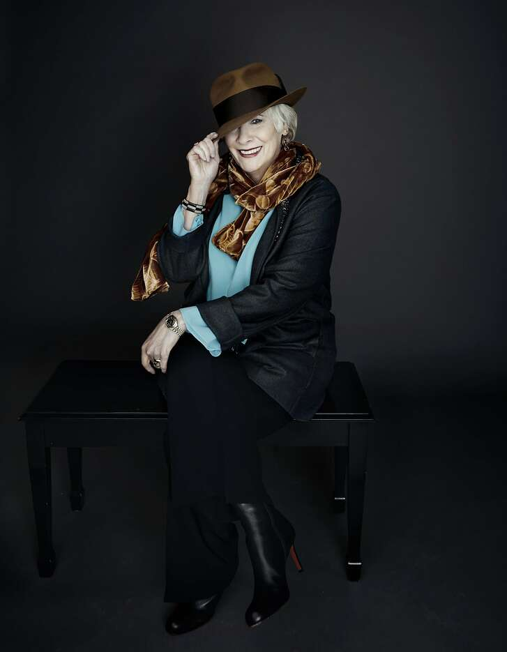 Betty Buckley performs at Feinstein's at the Nikko on Friday and Saturday, Oct. 21-22, 2016.