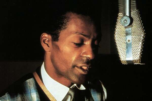 UNSPECIFIED - JANUARY 01:  (AUSTRALIA OUT) Photo of Chuck BERRY; Chuck Berry In recording studio  (Photo by GAB Archive/Redferns)