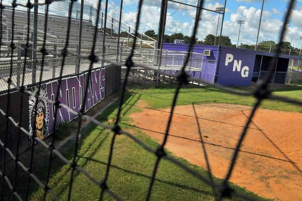 The Port Neches-Groves IDS Board of Trustees unanimously approved a  renovation project for the high school's baseball and softball (pictured) complex, authorizing up to $1.8 million for it, during its regular meeting on Oct. 10. (Mike Tobias/The Enterprise)