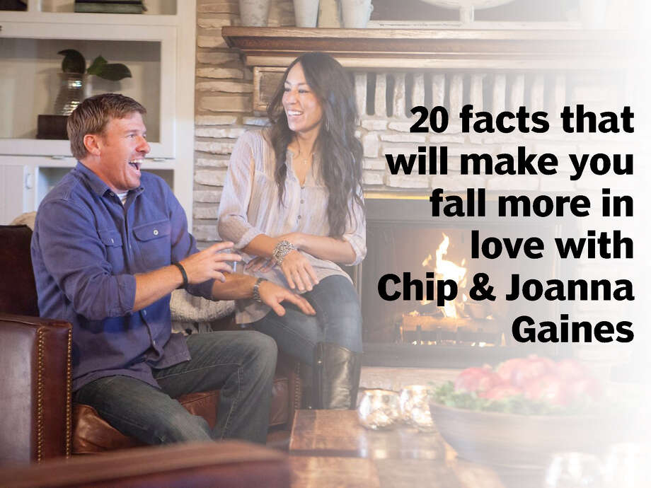 "Chip and Joanna Gaines appear on the HGTV show ""Fixer Upper."" (HGTV) Photo: HGTV, TNS"