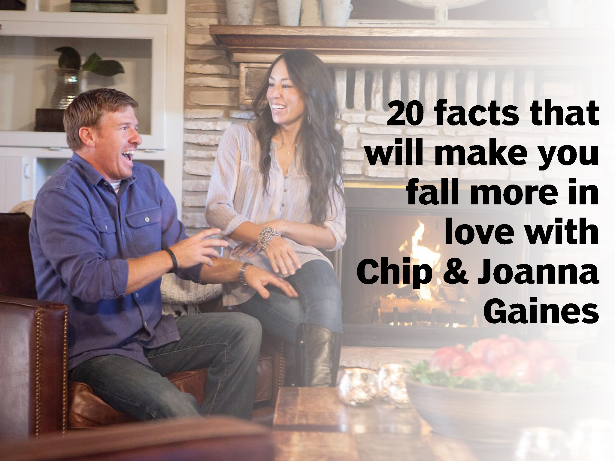 HGTV's 'Fixer Upper' Stars Chip And Joanna Gaines Respond