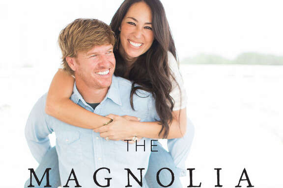 """In """"The Magnolia Story,"""" by Chip and Joanna Gaines with Mark Dagostino (SRP $26.99, Thomas Nelson Publishing), Waco's favorite couple rewind their story to their personal pre-reveal time when both their relationship and business were still very much under construction."""