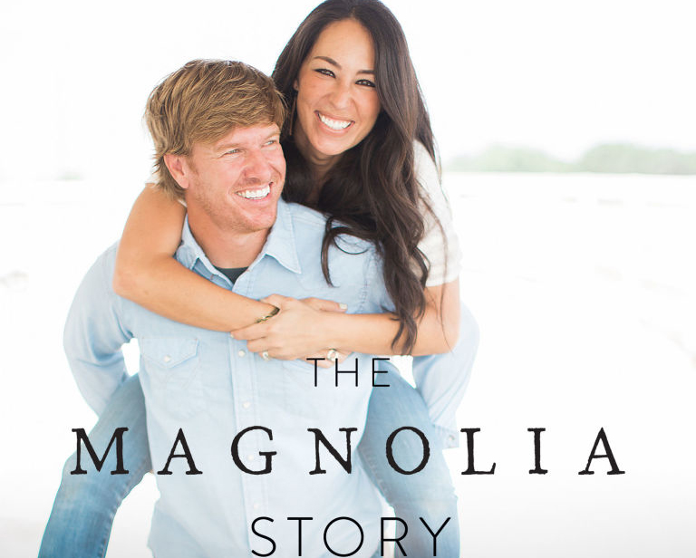 With Magnolia Story Fixer Uppers Chip Joanna Gaines Pull