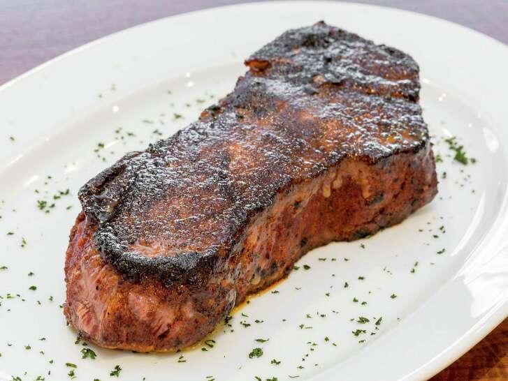 Ribeye at Steak 48
