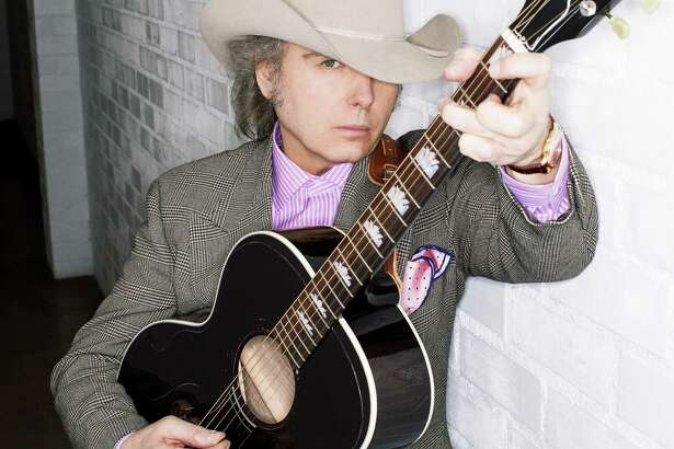 Dwight Yoakam arrives at the Tobin Center for the Performing Arts with his new bluegrass album.