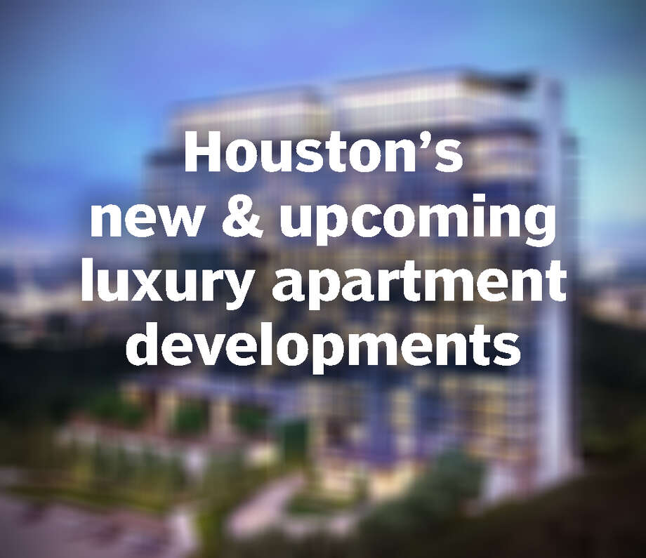 See what's new and upcoming in Houston's high-end apartment scene. / ONLINE_YES