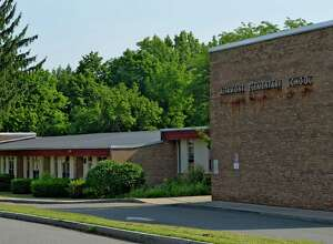 Exterior view of the Altamont Elementary School on June 16, 2014, in Altamont, N.Y.   (Skip Dickstein/Times Union archive)