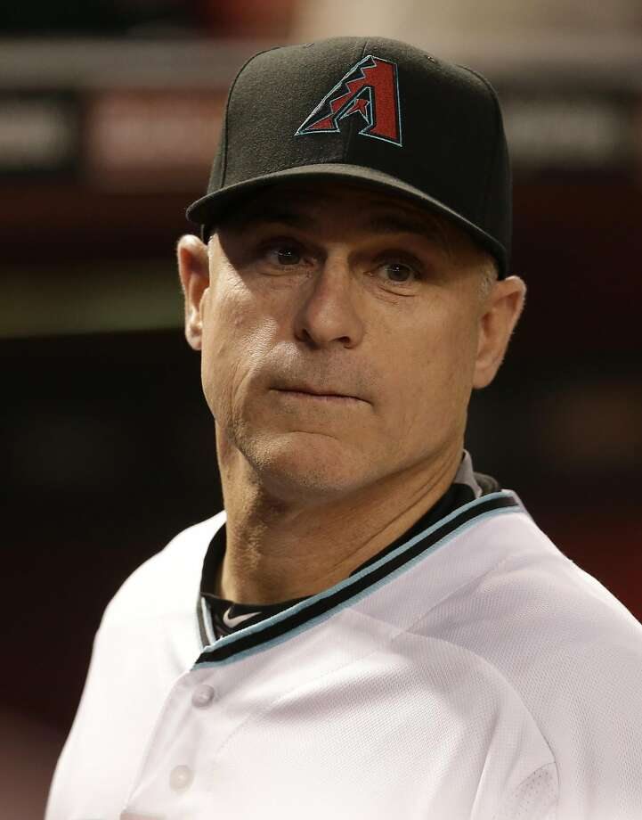 Chip Hale spent the past two seasons as Arizona's manager. Photo: Rick Scuteri, Associated Press
