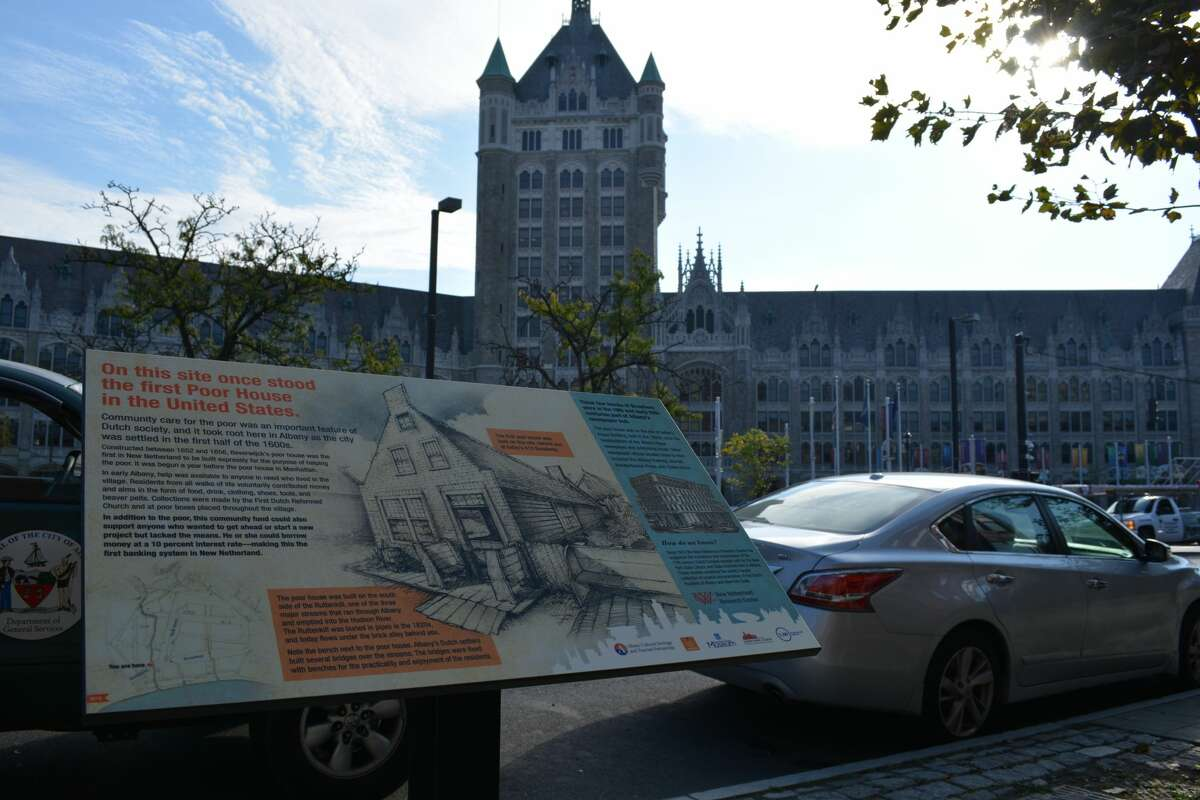 Signs of Greatness: Albany Stories
