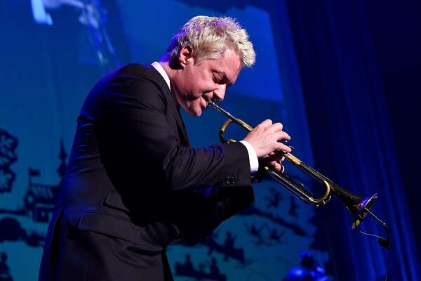 NEW YORK, NY - JUNE 06:  Trumpeter Chris Botti performs onstage during SeriousFun Children's Network 2016 NYC Gala Show on June 6, 2016 in New York City.  (Photo by Slaven Vlasic/Getty Images)