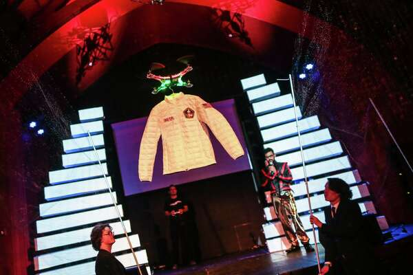 Photos from the 2015 Silicon Valley Fashion Week!? New products will be unveiled this week at the latest fashion show in San Francisco.