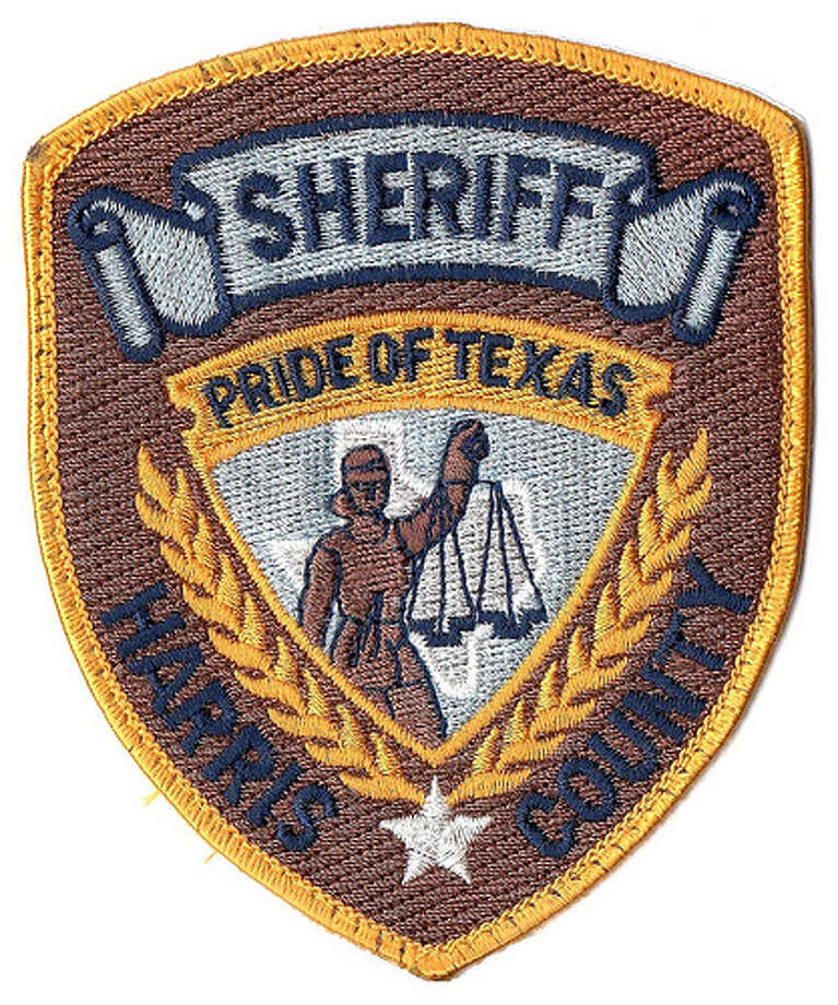 Harris County Sheriff's Office Photo: Harris County Sheriff's Office