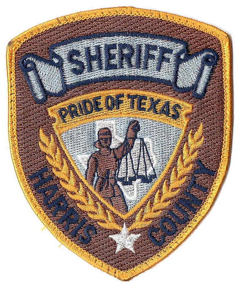 Harris County Sheriff's Office Photo: Harris County Sheriff's Office