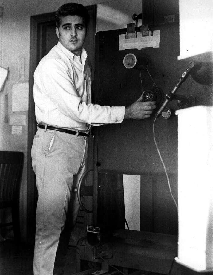 JOSEPH BRUNETTO--times union executive 1970--1-- Photo: None