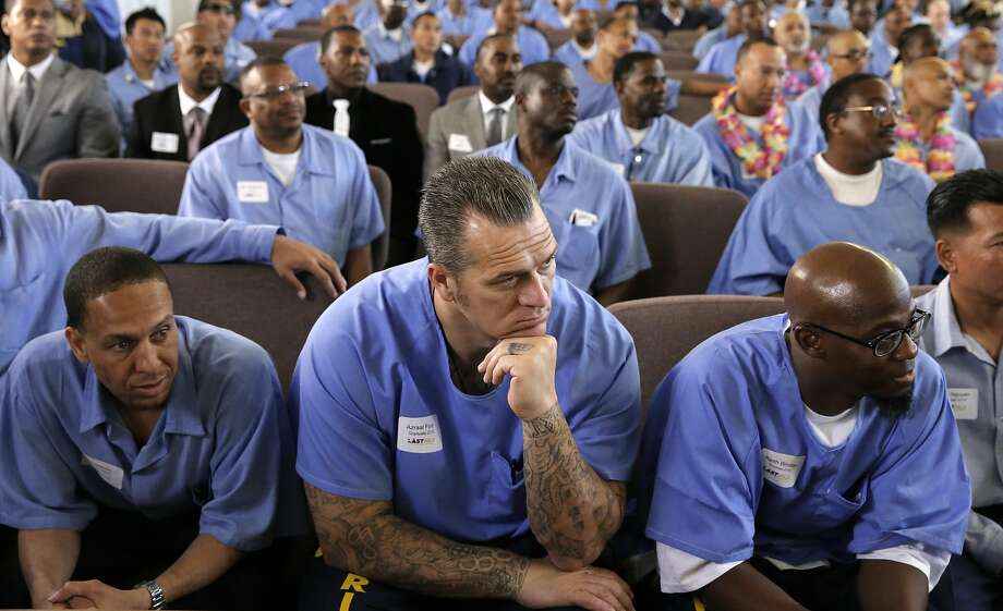 California prison inmates would be eligible for parole after serving their basic terms if voters pass Proposition 57. Photo: Michael Macor, The Chronicle