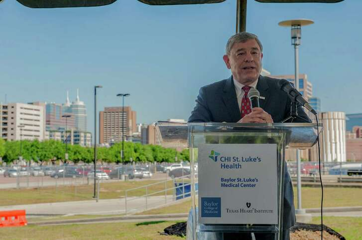"CHI St. Luke's CEO Michael Covert: ""This is a game-changing opportunity for us to expand our network of care in north and northwest Houston."""