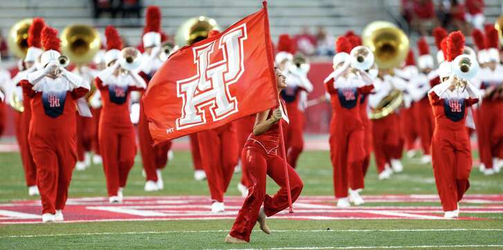 The University of Houston spent a year courting the Big 12, anticipating that the inaptly named conference would expand beyond its current membership. (Brett Coomer / Houston Chronicle )