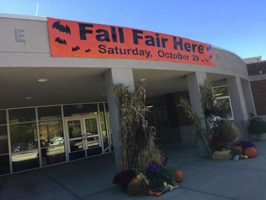 East School in New Canaan, CT will hold its Fall Fair Spooktacular on Oct. 29, 2016. Photo: Contributed Photo / Hearst Connecticut Media / New Canaan News