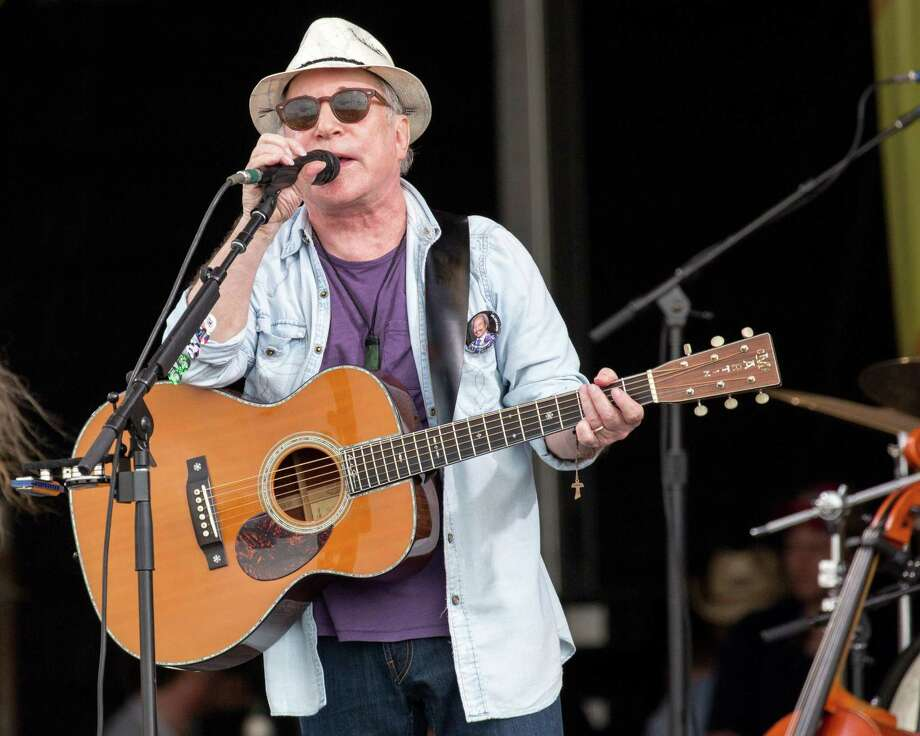 FILE - Musician Paul Simon performs live during the New Orleans Jazz & Heritage Festival on April 29, 2016 in New Orleans, La. Photo: Daniel DeSlover, MBR / Zuma Press