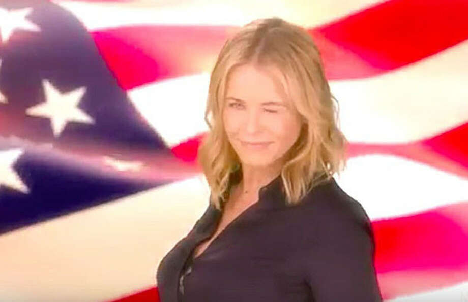 Watch Chelsea Handler S Nsfw Fake Political Campaign Ad Video Houston Chronicle