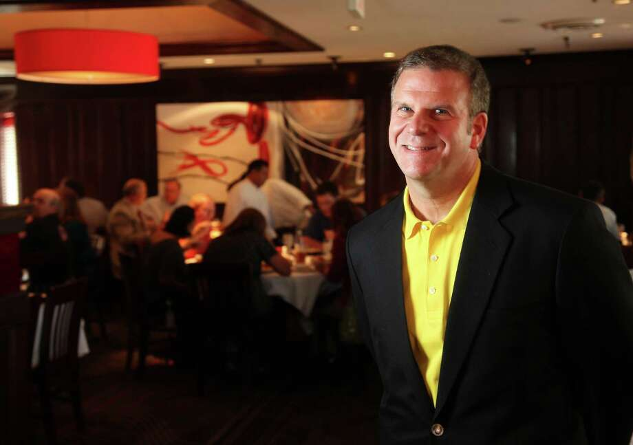 Tilman Fertitta is expanding his restaurant ownership group to New York.>>Click to learn 14 things you didn't know about the Texas billionaire. Photo: Mayra Beltran, Staff / Houston Chronicle
