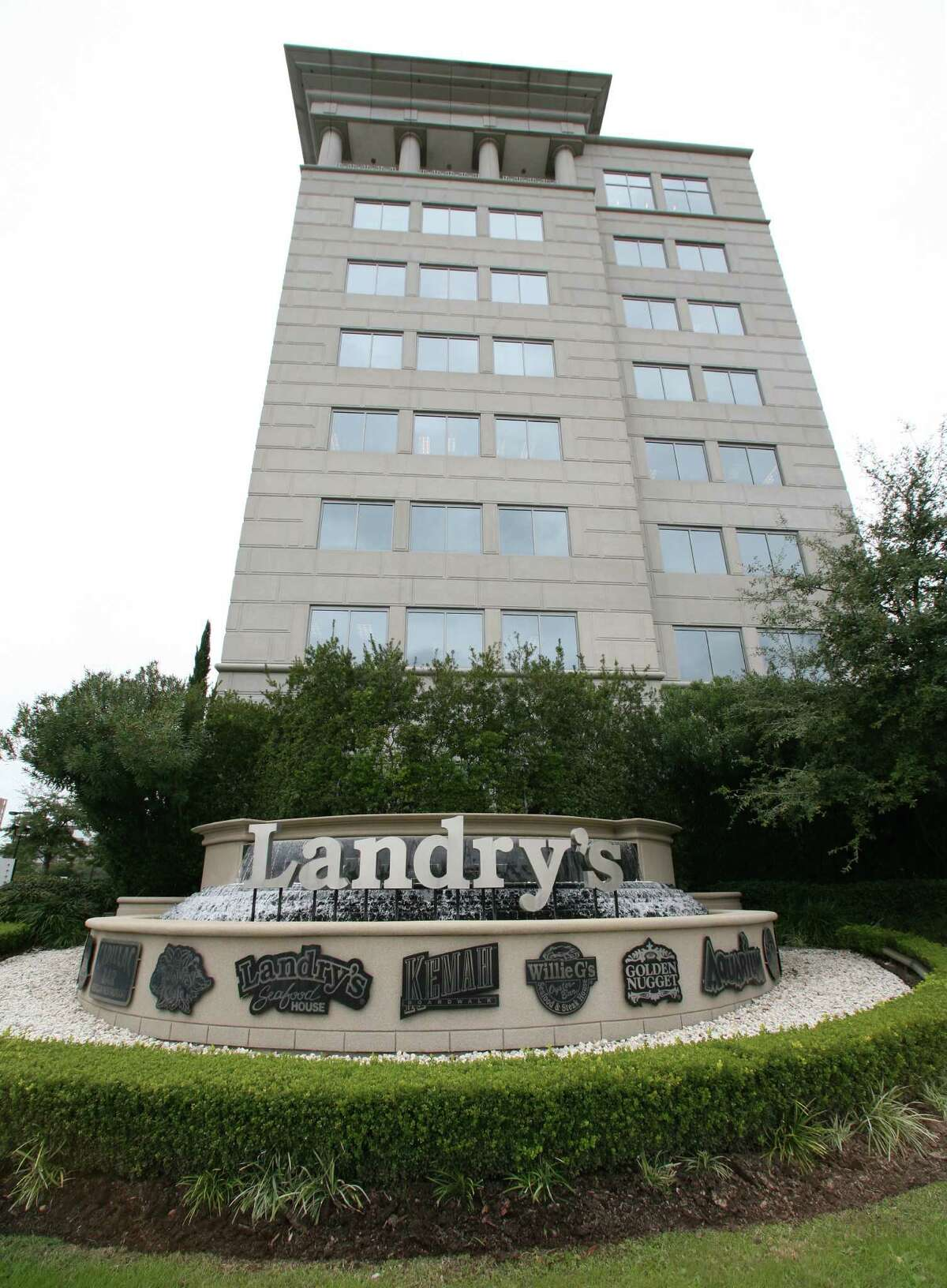 Fertitta's Houston-based company Landry's, Inc. boasts more than 600 concepts nationwide including over 60 brands, four aquariums, 11 hotels and two amusement parks.