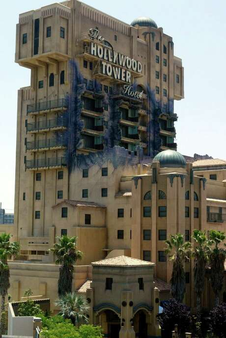 "Some fans are outraged at the decision to close the Tower of Terror Twilight Zone ride and revamp it into a ""Guardians of the Galaxy"" themed attraction. Photo: Damian Dovarganes, STF / AP2004"