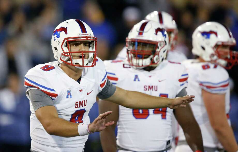 12. SMU (2-4, 0-2 AAC)The Mustangs are coming off a bye week and will face their toughest conference opponent of the year so far in Houston. The good news for SMU is it is a home game at night, so the Mustangs will feed off the momentum early on. It wouldn't be surprising to see SMU keep things close early, but this will likely not be the week that the Ponies get things turned around. However, SMU used the bye week to get healthy and polish up on fundamentals. The Mustangs are fully focused on righting the ship and saving the season. - EJ Holland, Dallas Morning News Photo: Sue Ogrocki, Associated Press / AP2016