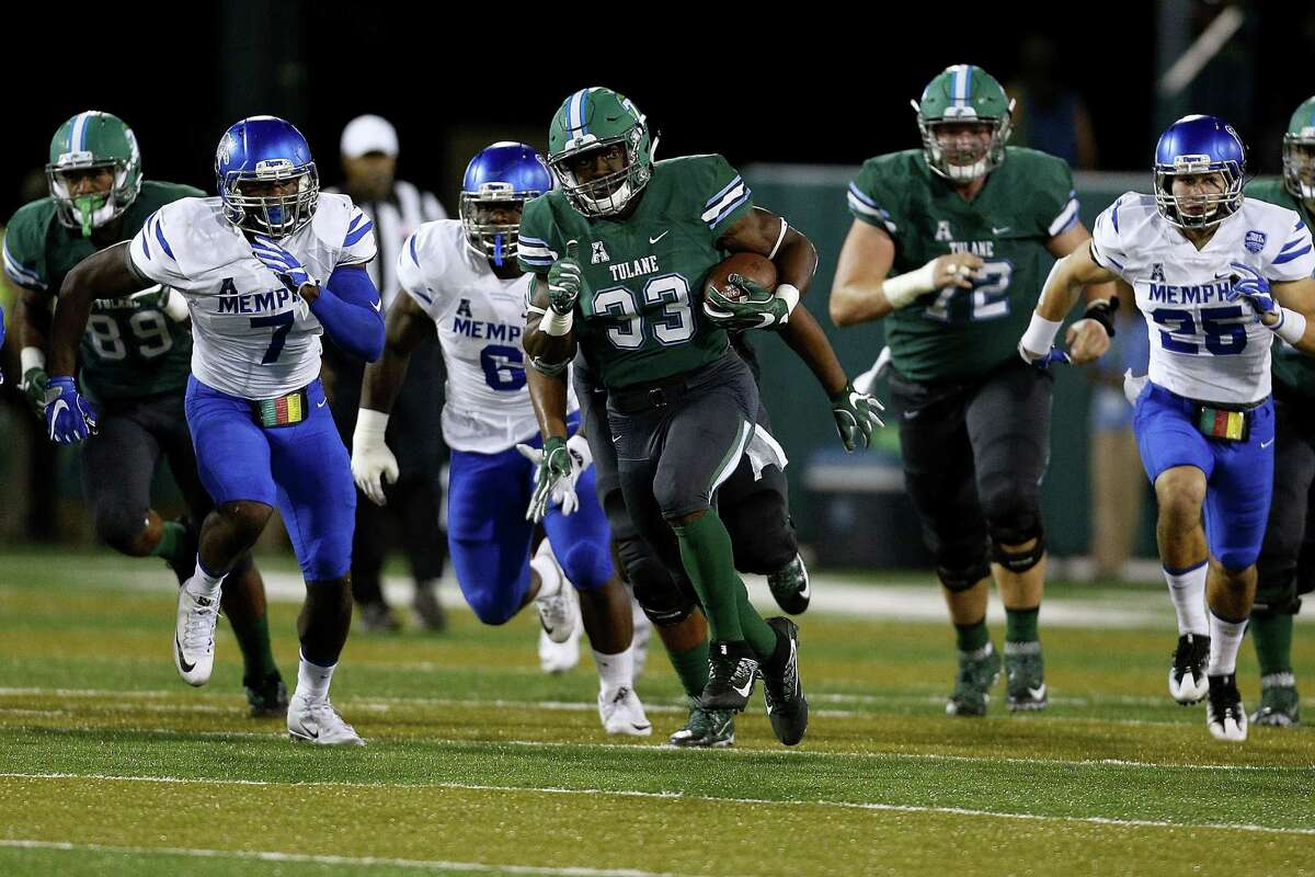 11. Tulane (3-3, 0-2 AAC) The Green Wave suffered a frustrating 24-14 loss to Memphis last week after a mistake-filled night on special teams and an anemic performance on the offensive end. Tulane will have to get over last week's loss quickly, though, because it goes on the road on Saturday to face a Tulsa team which pushed defending AAC champion Houston to the brink in last week's 38-31 loss and fell one yard short of potentially sending the game to overtime in the final seconds. - Will Guillory, The Times-Picayune