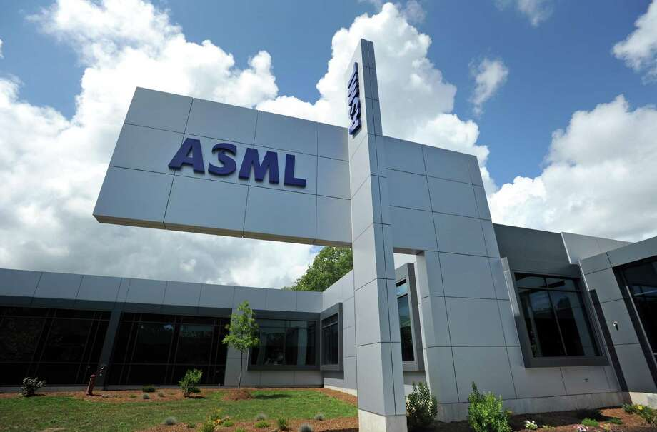ASML's manufacturing plant in Wilton, Conn. Photo: Autumn Driscoll / Hearst Connecticut Media / Connecticut Post