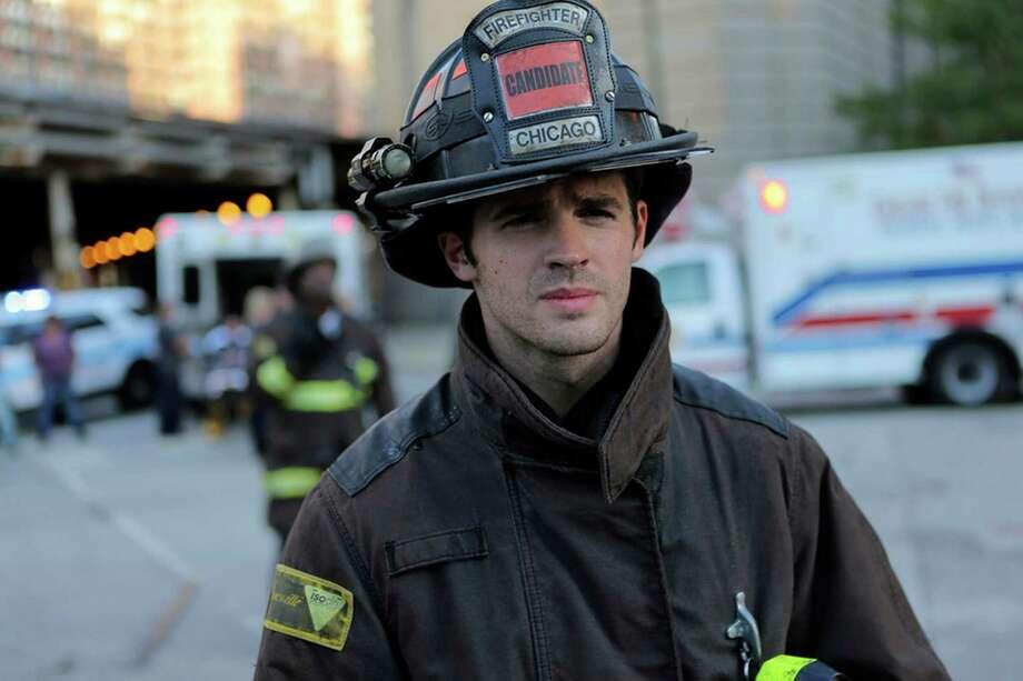 Steven R. McQueen, Chicago Fire | Photo Credits: NBC, Parrish Lewis/NBC / 2016 NBCUniversal Media, LLC