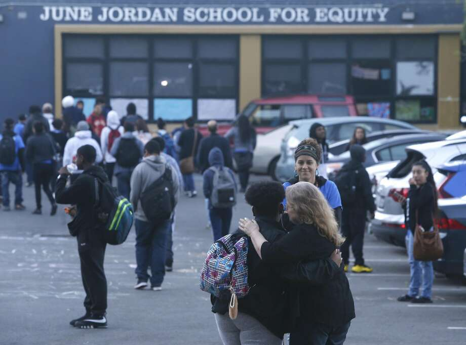 2 arrested in San Francisco school shooting