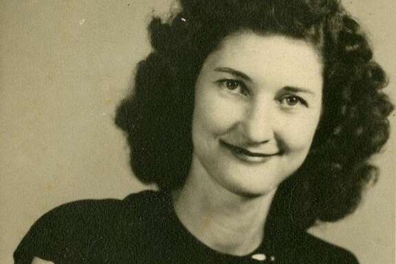 Mary Calvert, ca. 1940.