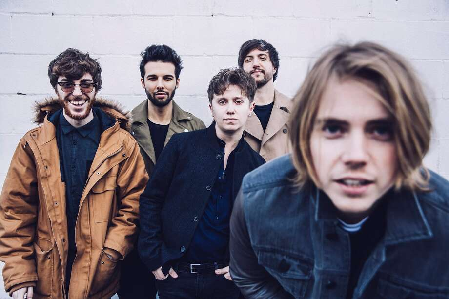 Nothing But Thieves ORG XMIT: UP6cY__BgvHxwjHTc3LT Photo: Andrew Whitton / © Andrew Whitton 2016