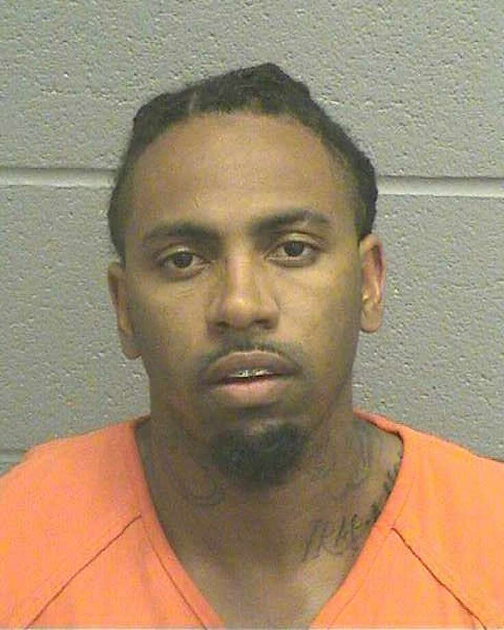 Antwan Lamar Williams, 30,was arrested Friday after allegedly assaulting a woman. Photo: Midland County