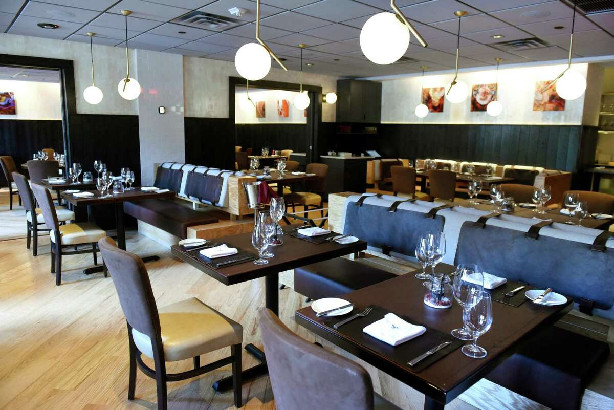 Dining room on Friday, Aug. 19, 2016, at Salt & Char in Saratoga Springs, N.Y. (Cindy Schultz / Times Union)