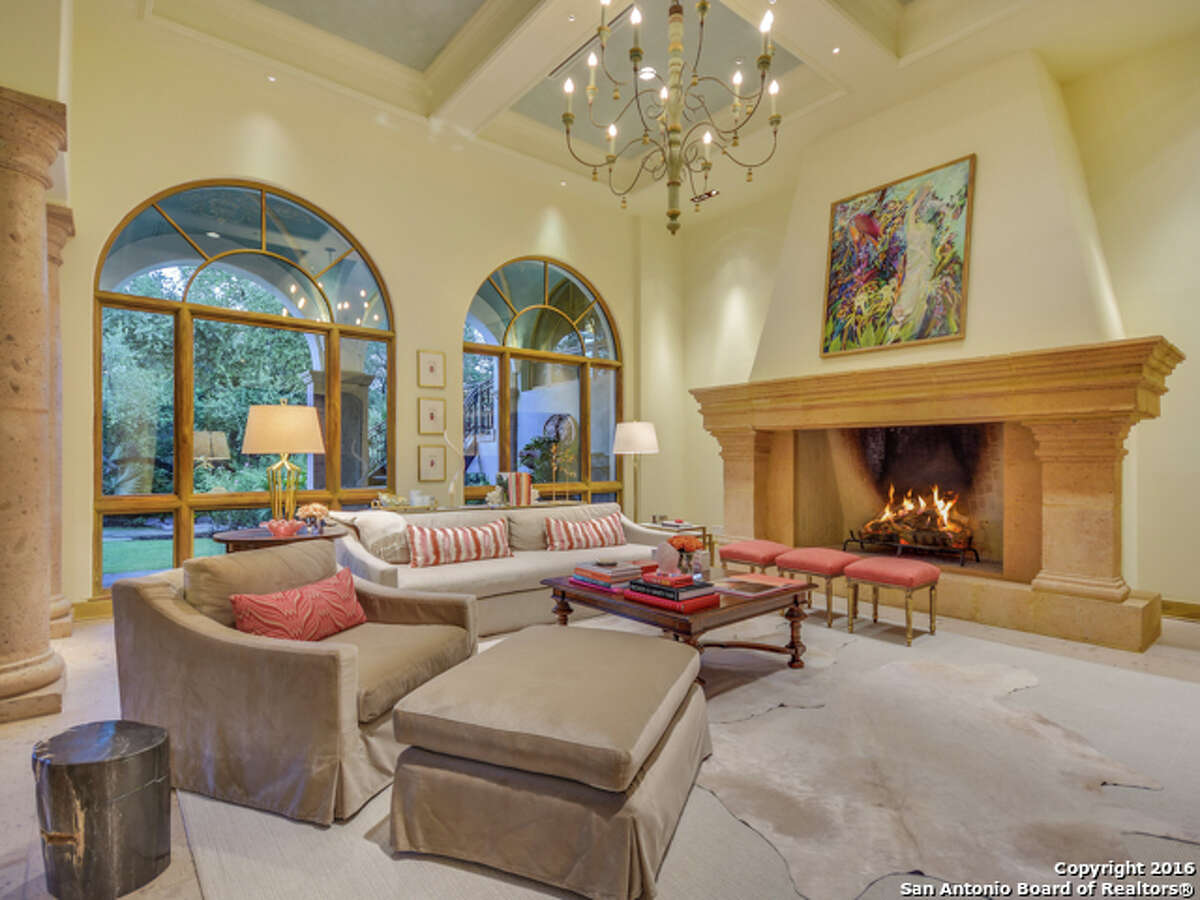 1. 1726 Greystone Ridge: $3.5 million5 beds / 4.5 baths / 9,148 square feet