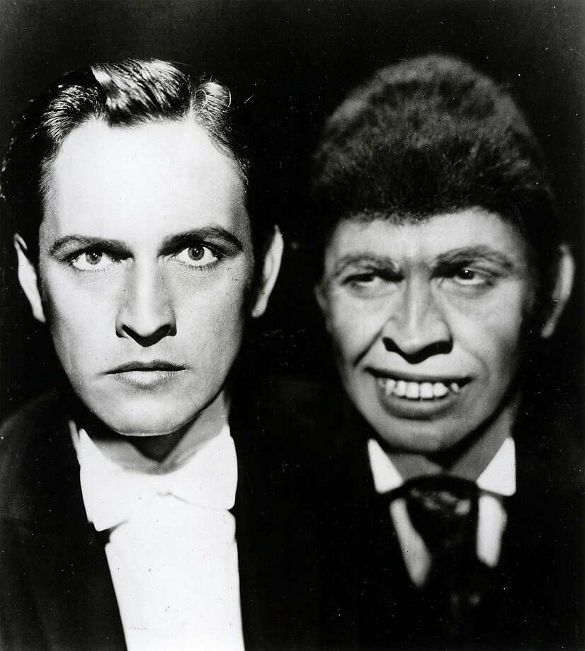 """Fredric March in """"Dr. Jekyll and Mr. Hyde"""": He was too repressed, or not enough. Photo: HANDOUT"""