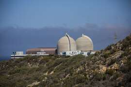Monday August 24, 2015, San Luis Obispo County, California  The Diablo Canyon Power Plant is an electricity-generating nuclear power plant near Avila Beach in San Luis Obispo County, California. The plant has two Westinghouse-designed 4-loop pressurized-water nuclear reactors operated by Pacific Gas & Electric.  The facility is located on about 900 acres (360 ha) west of Avila Beach, California. Together, the twin 1,100 MWe reactors produce about 18,000 GW�h of electricity annually, about 7% of the electricity California uses, supplying the electrical needs of more than 3 million people. (Nancy Pastor for the San Francisco Chronicle)