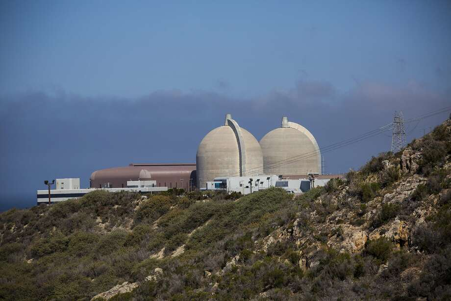 Diablo Canyon remains the last nuclear plant operating in California. Photo: Nancy Pastor, Nancy Pastor For The SF Chronicl