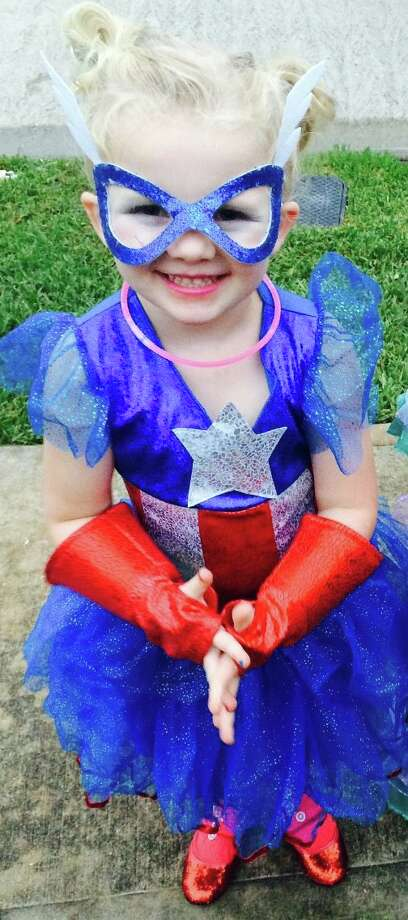 2015 -Bailey HavardAge 4Daughter of Cory & Miranda HavardConroe, Texas Photo: Cleveland Advocate