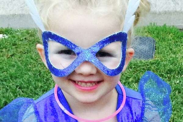 2015 - Bailey Havard     Age 4   Daughter of Cory & Miranda Havard   Conroe, Texas