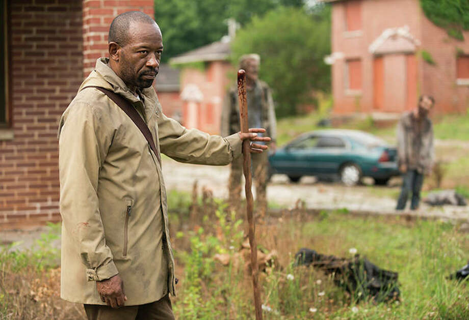 Lennie James, The Walking Dead | Photo Credits: Gene Page/AMC / © 2016 AMC Film Holdings LLC. All Rights Reserved.